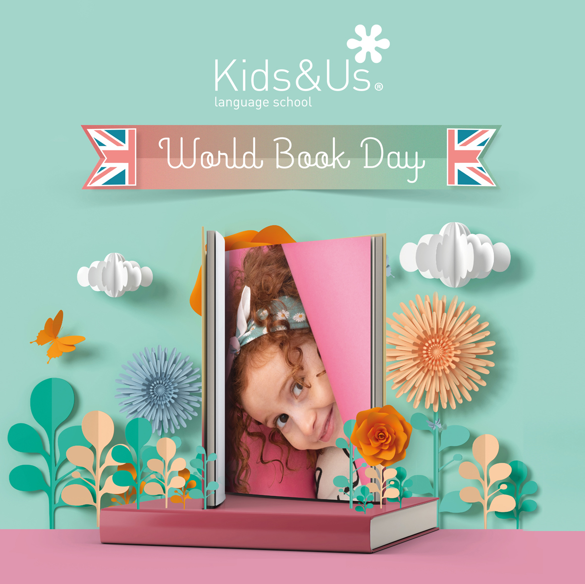 Celebra el World Book Day amb Kids&Us!